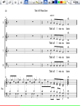 Music Reader - Streched Final Page (Bug)