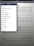 ForScore - Composition Selection List