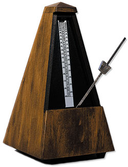 Metronomes Multiple Choice