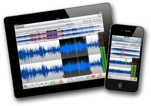Twisted Wave, an audio editor for iOS