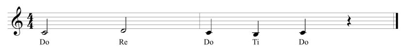 17 Introductory Solfege