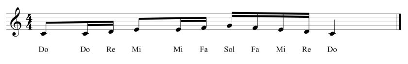 25 Fifth Solfege