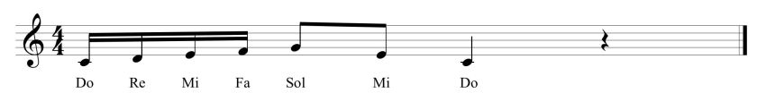 30b Fifth Solfege