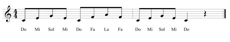 32 Expanding Solfege