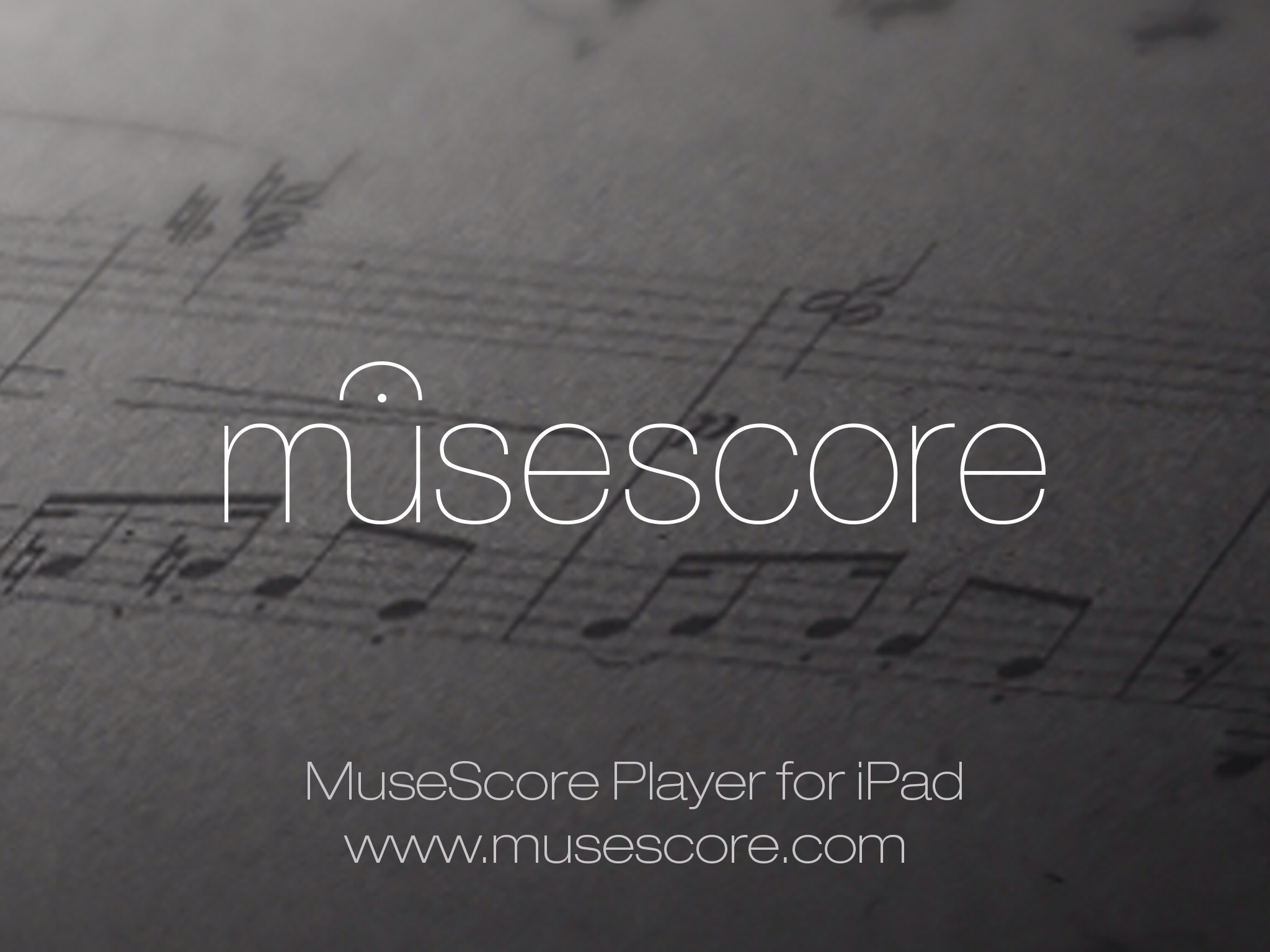 MuseScore Player for iPad – Technology in Music Education