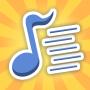 Note Rush (Audio-Sensing NoteGame)